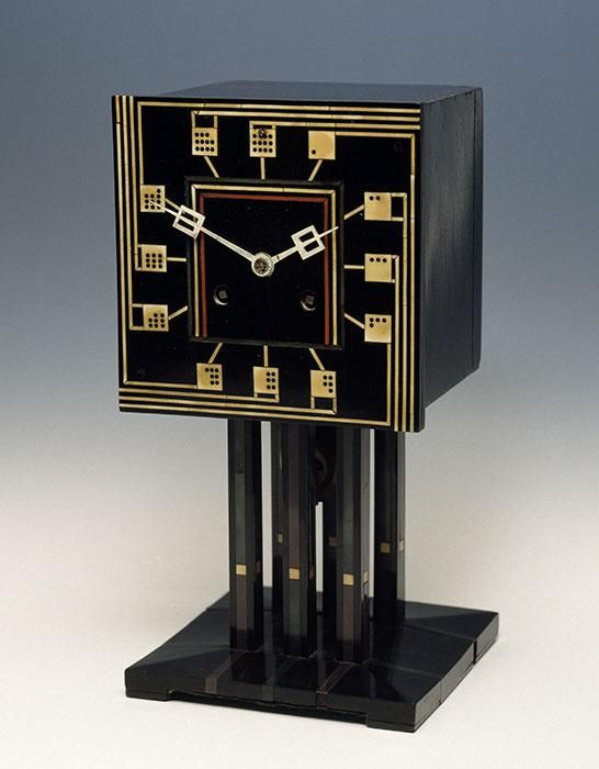 Domino clock Designed by Charles Rennie Mackintosh about ...