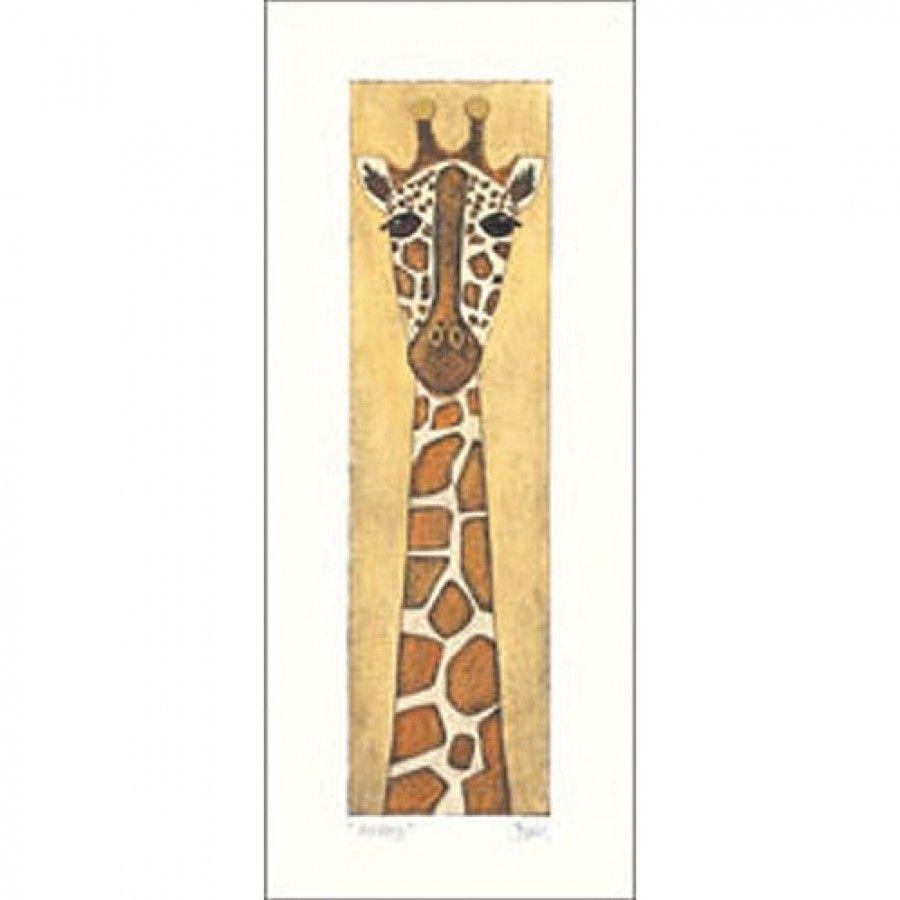 Art 4 Kids Mallory the Giraffe Wall Art - 04021 | nilimahome ...