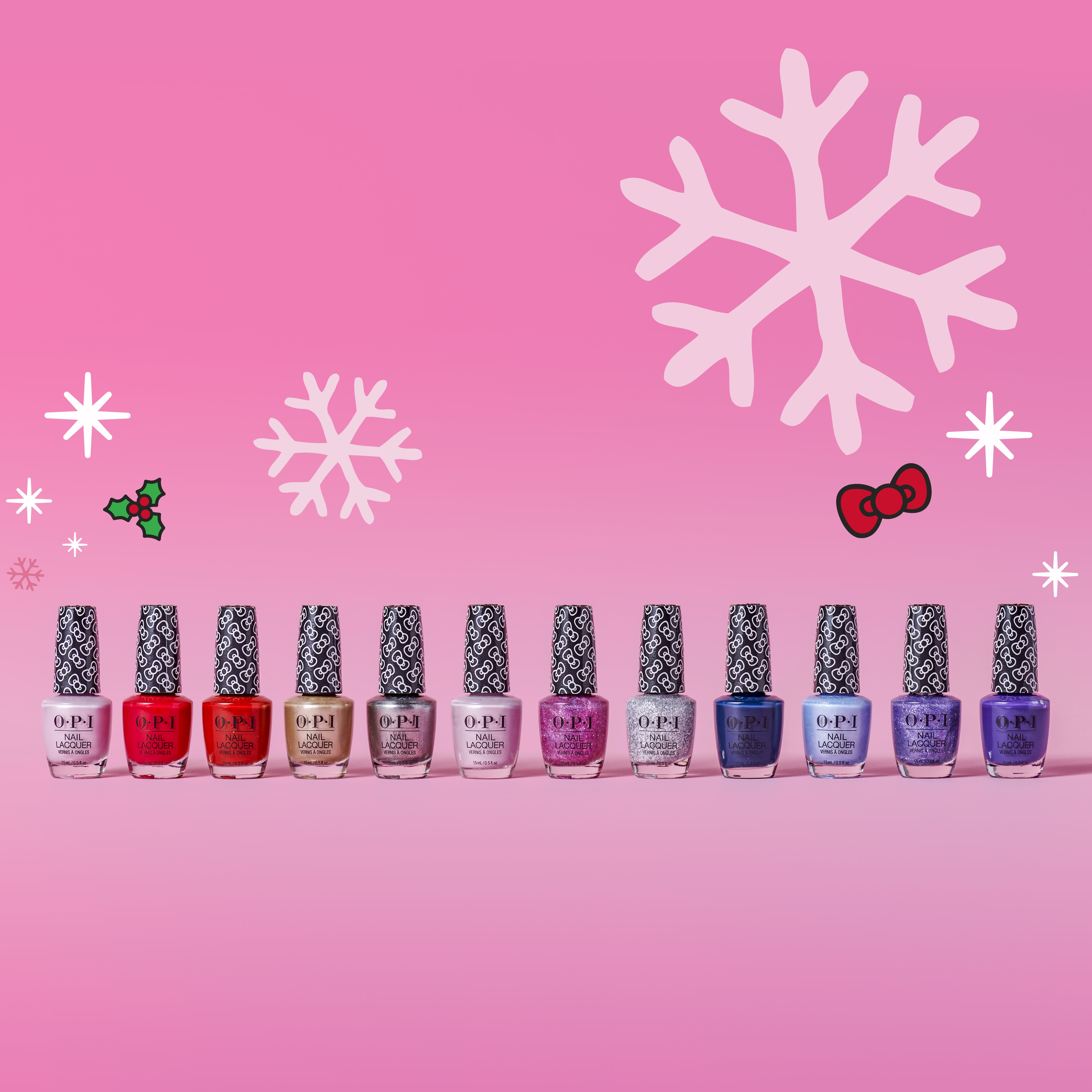 Shine bright this holiday season with the new