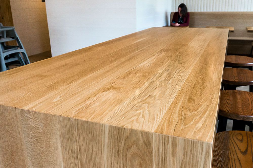 White Oak Viridian Wood White Oak Oak Table White Oak Table