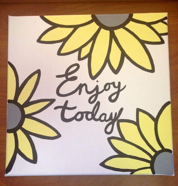 1000+ Ideas About Simple Canvas Paintings On Pinterest | Canvases .