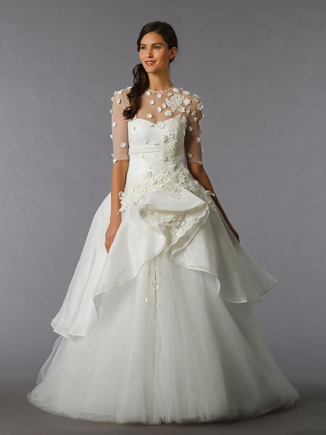 KleinfeldBridal.com: Edgardo Bonilla: Bridal Gown: 32781528 ...