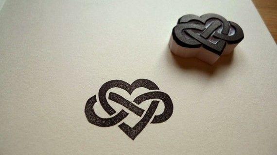 heart + infinity symbol. LOVE!