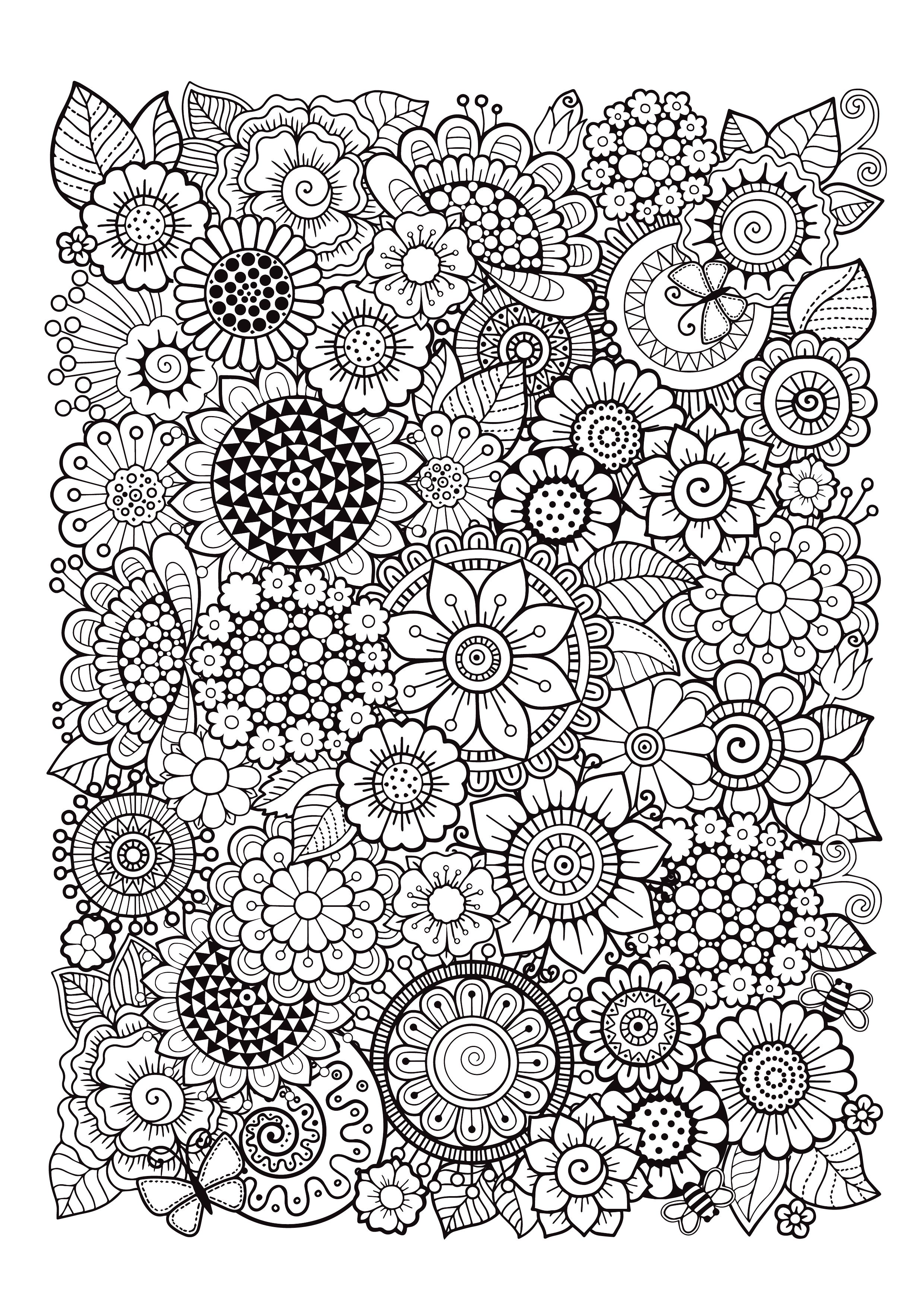 Mindfulness Coloring Mindfulness Colouring Pattern Coloring Pages Coloring Pages