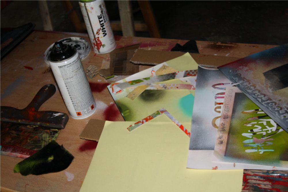 stencil and co