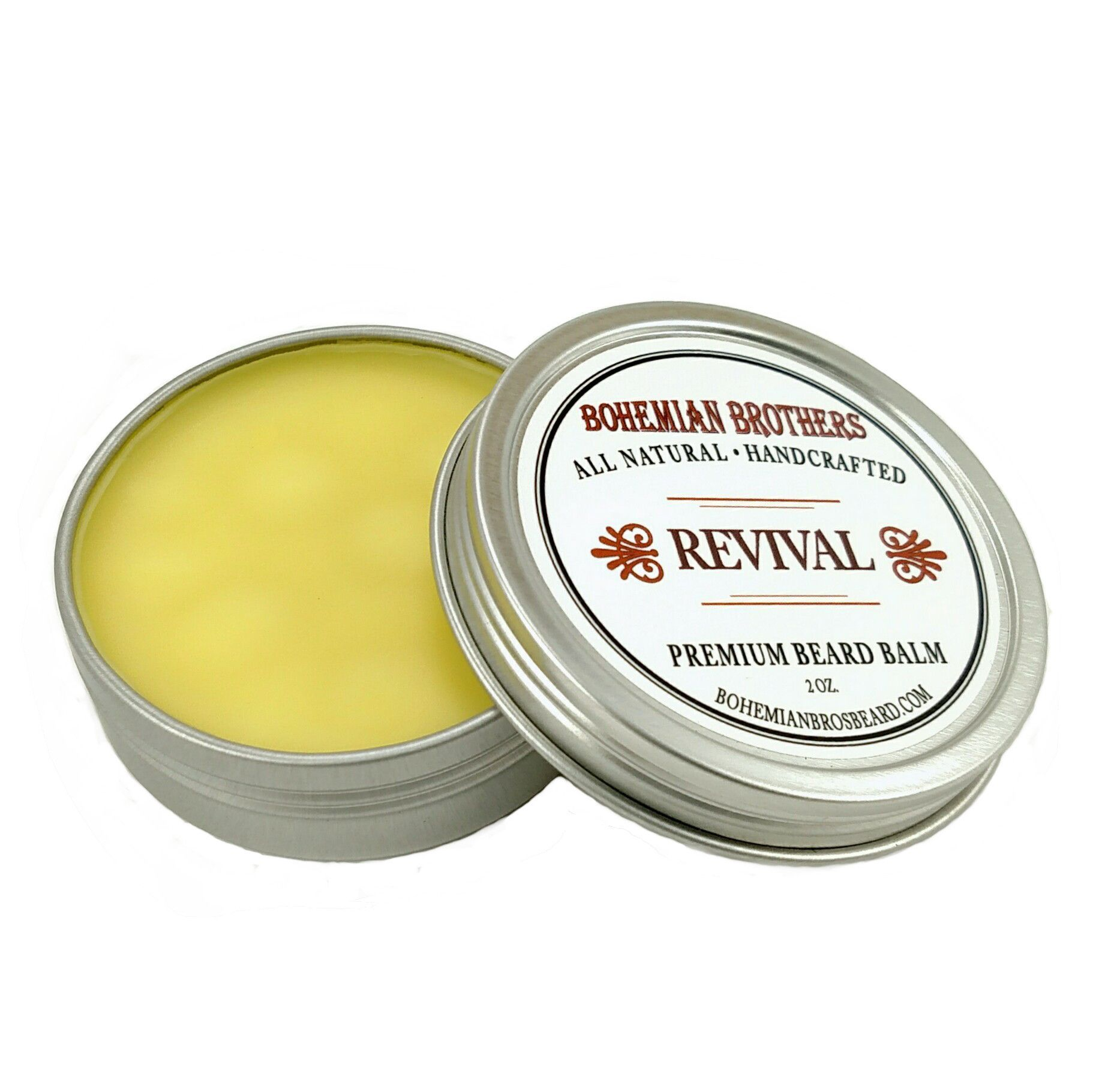 RevivalBeard Balm is the perfect compliment to your daily grooming routine.