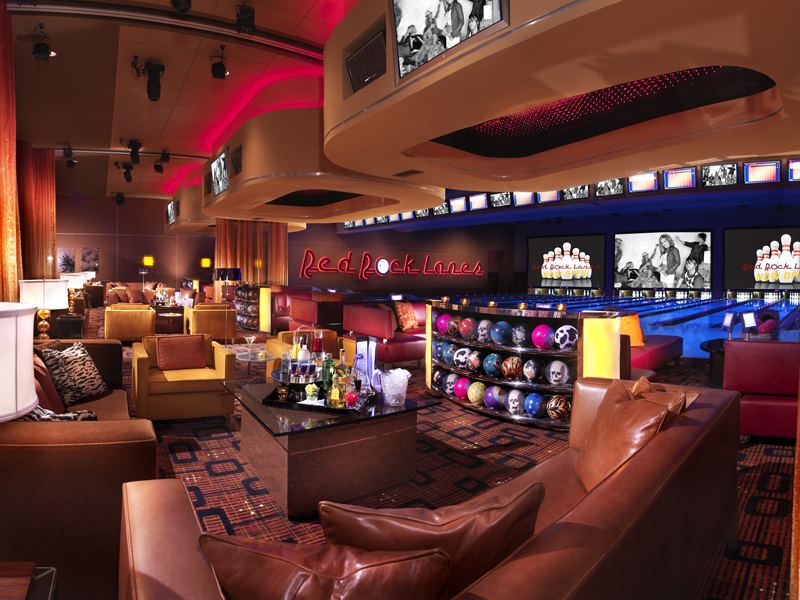 Red Rock Lanes in the Red Rock Casino open 7 days