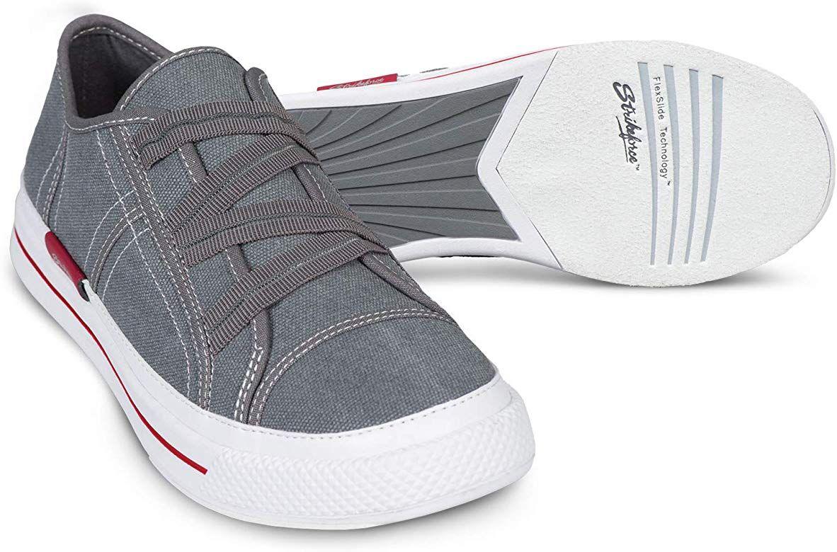 KR Cali Ladies Grey Size 9   Bowling