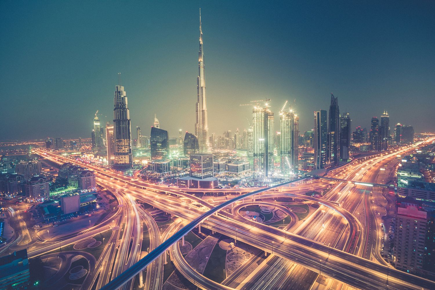 Dubai is a stirring alchemy of profound traditions and ambitious futuristic vision.