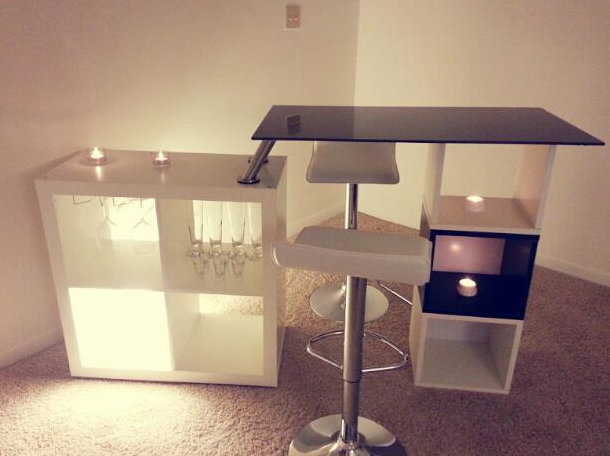 meuble bar de salon ikea design perfect