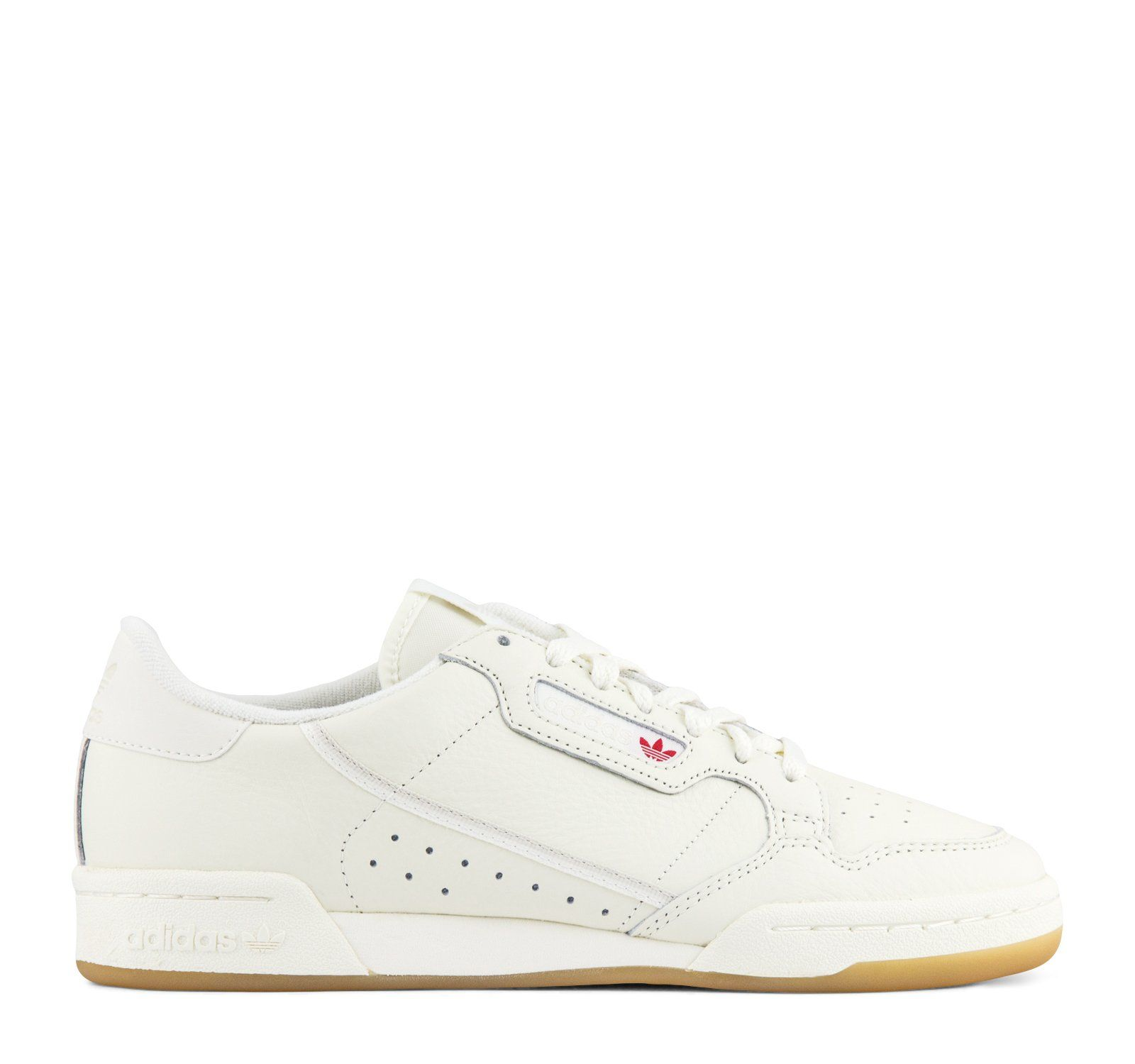 Adidas Continental 80 Men S Sneaker In Off White And Gum Sneakers Sneakers Men Leather