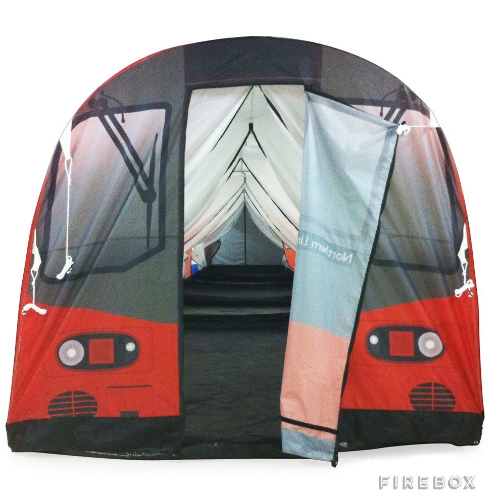 London Underground Tube Tent - buy at Firebox.com  sc 1 st  Pinterest & London Underground Tube Tent - buy at Firebox.com | CWS ? Unusual ...