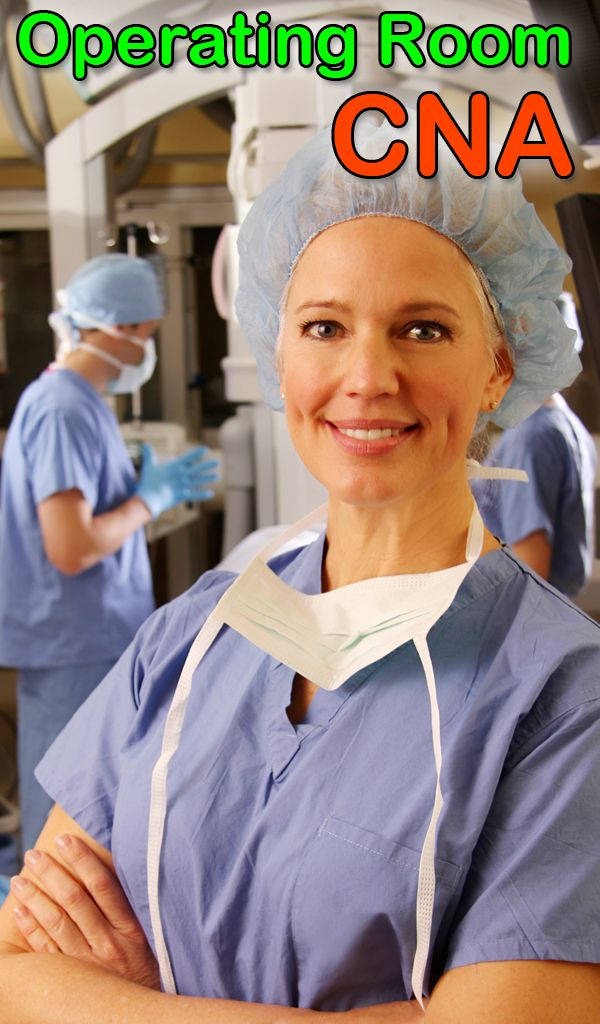 Operating Room Cna – Job Description, Salary And Job Outlook | Job