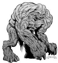 15+ Muscle demon ideas