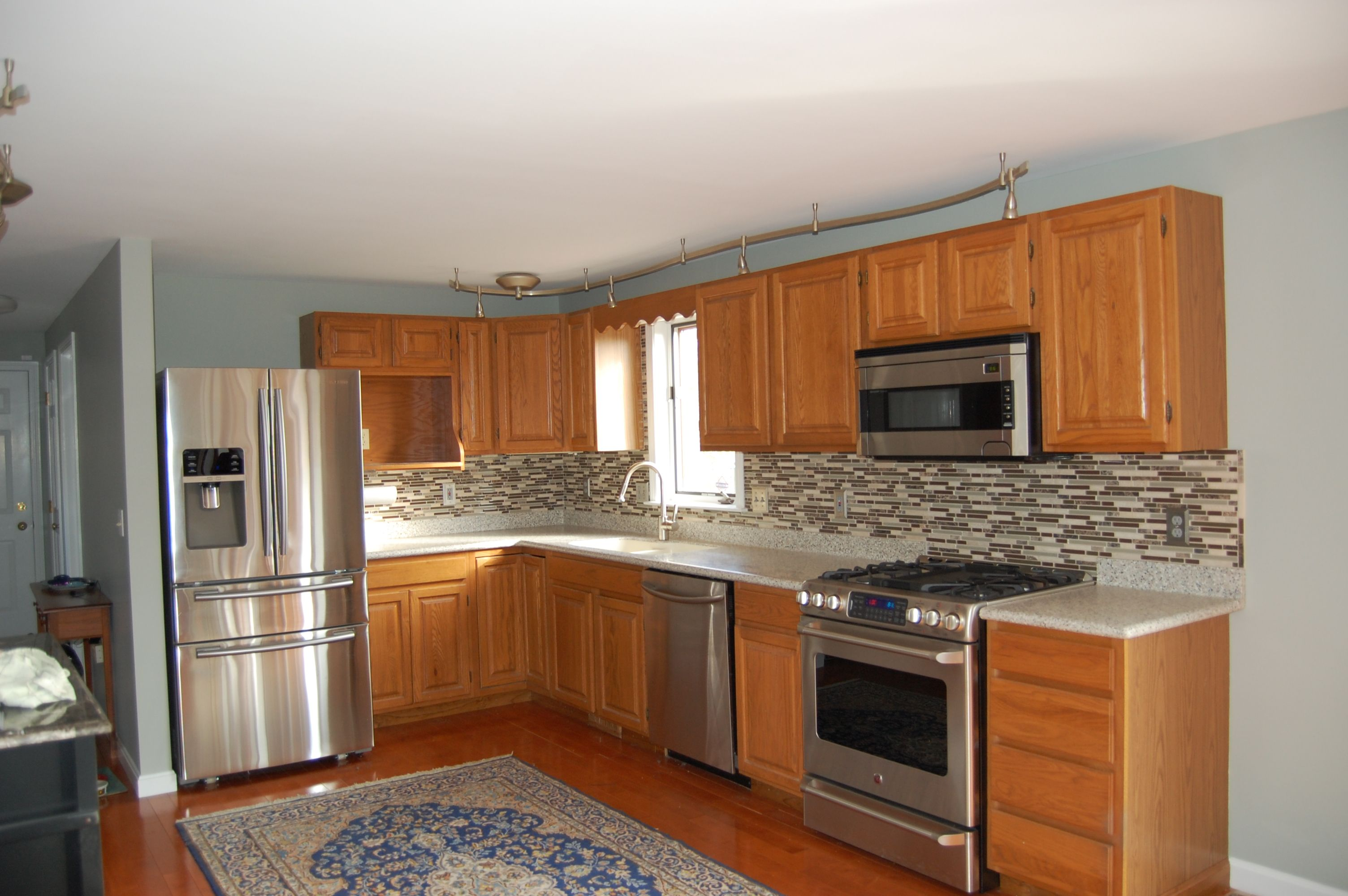 decorating kitchen cabinet refacing ideas