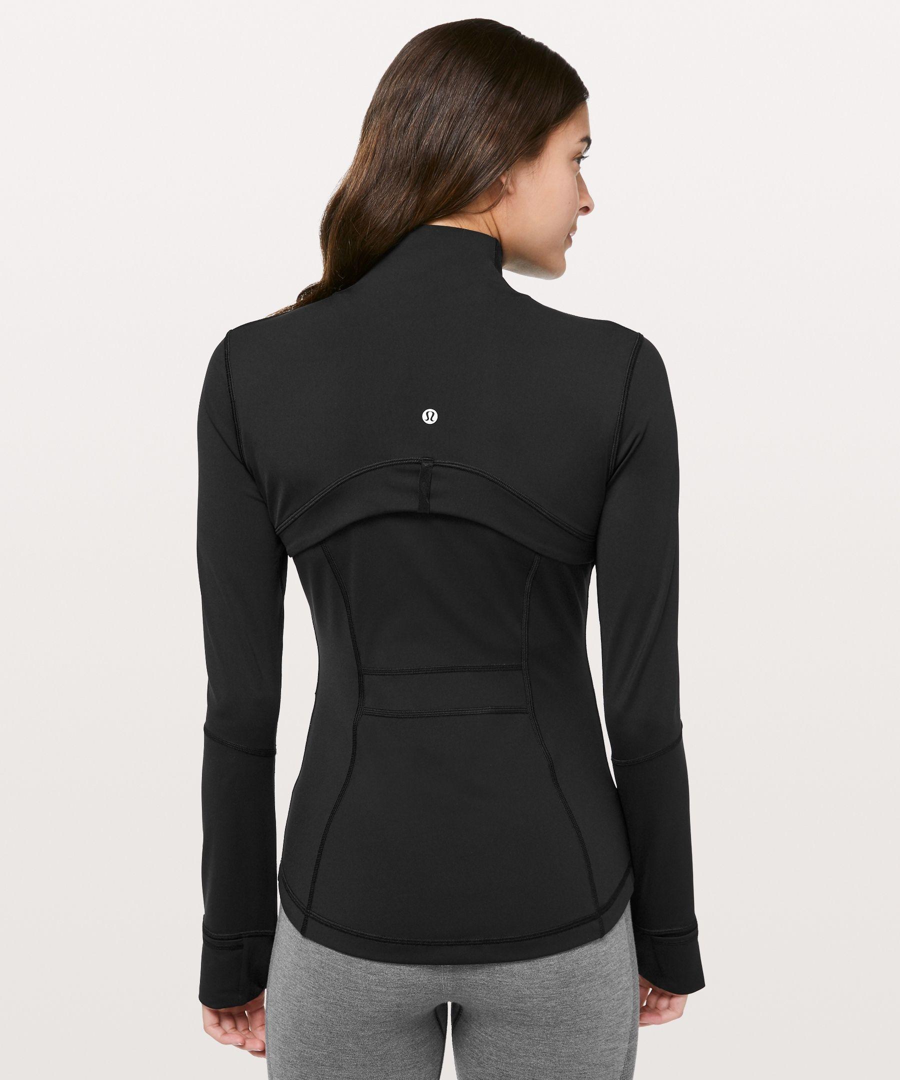Lululemon Women S Define Jacket Nulux Black Size 2 Jackets For Women Outerwear Jackets Jackets [ 2160 x 1800 Pixel ]
