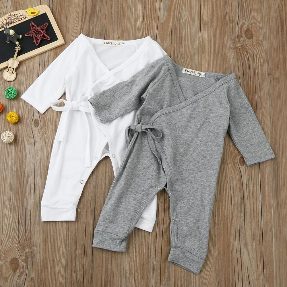 ad5e6a7fdeca6 Angel Romper   Winter wear   Sewing baby clothes, Rompers, Winter ...