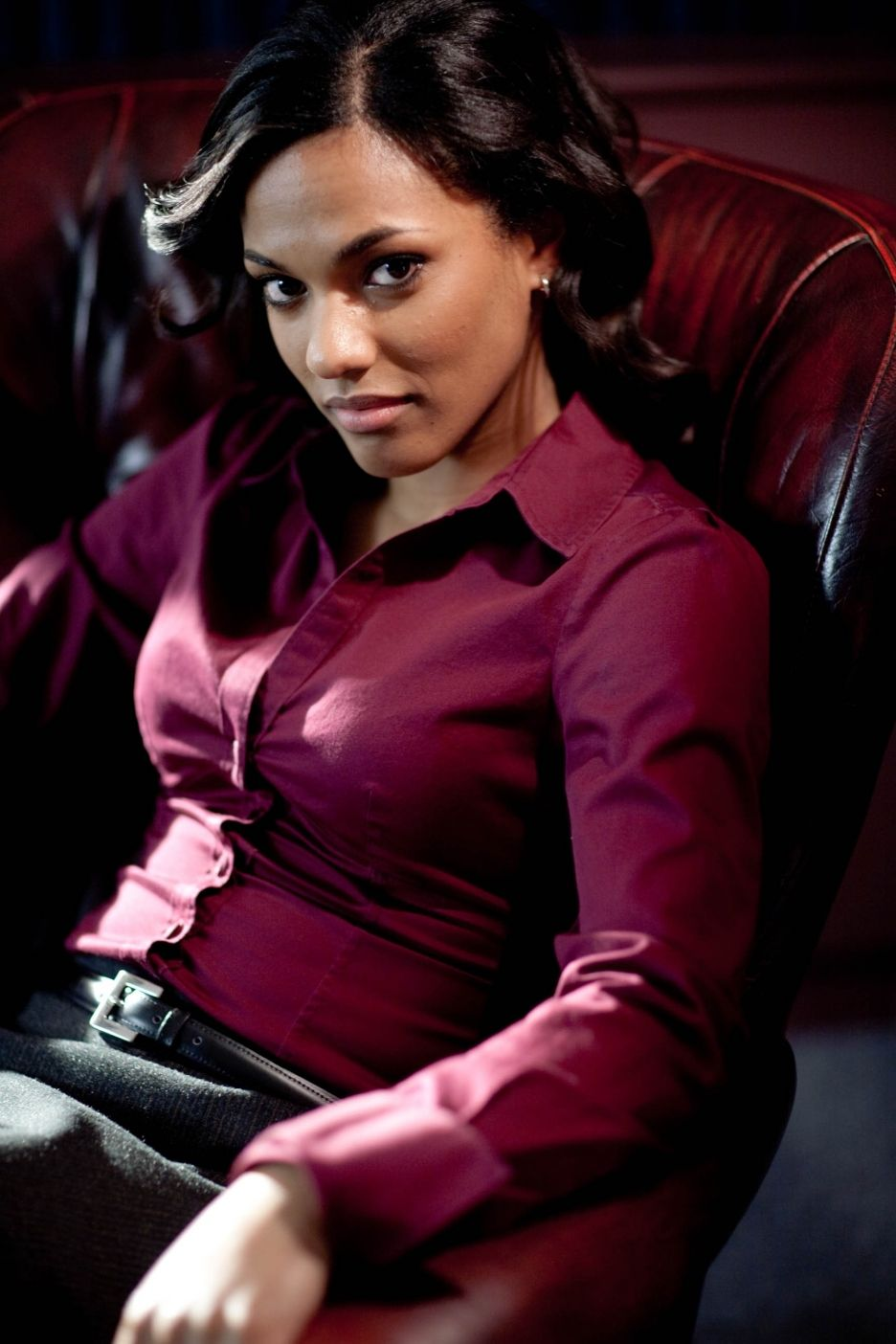 Watch Freema Agyeman (born 1979) video