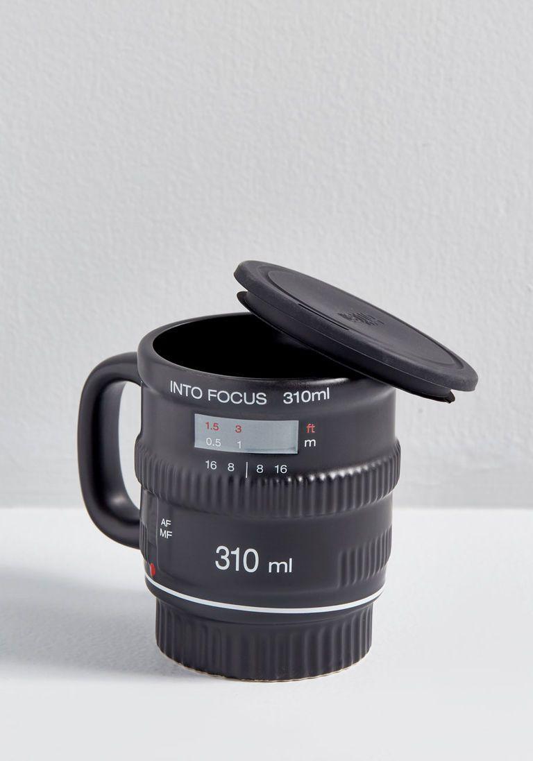 Pour and Shoot Camera Mug #coolmugs