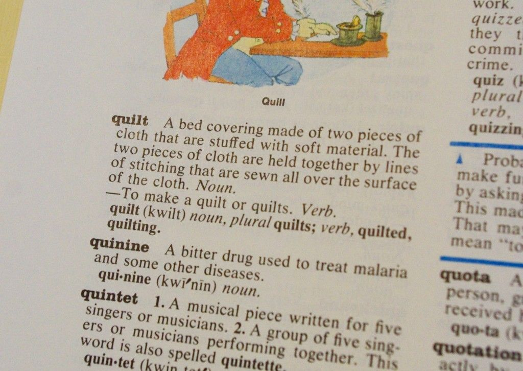 Unraveled: A Quilting Glossary...too funny. | Just Sew It ... : quilting glossary - Adamdwight.com