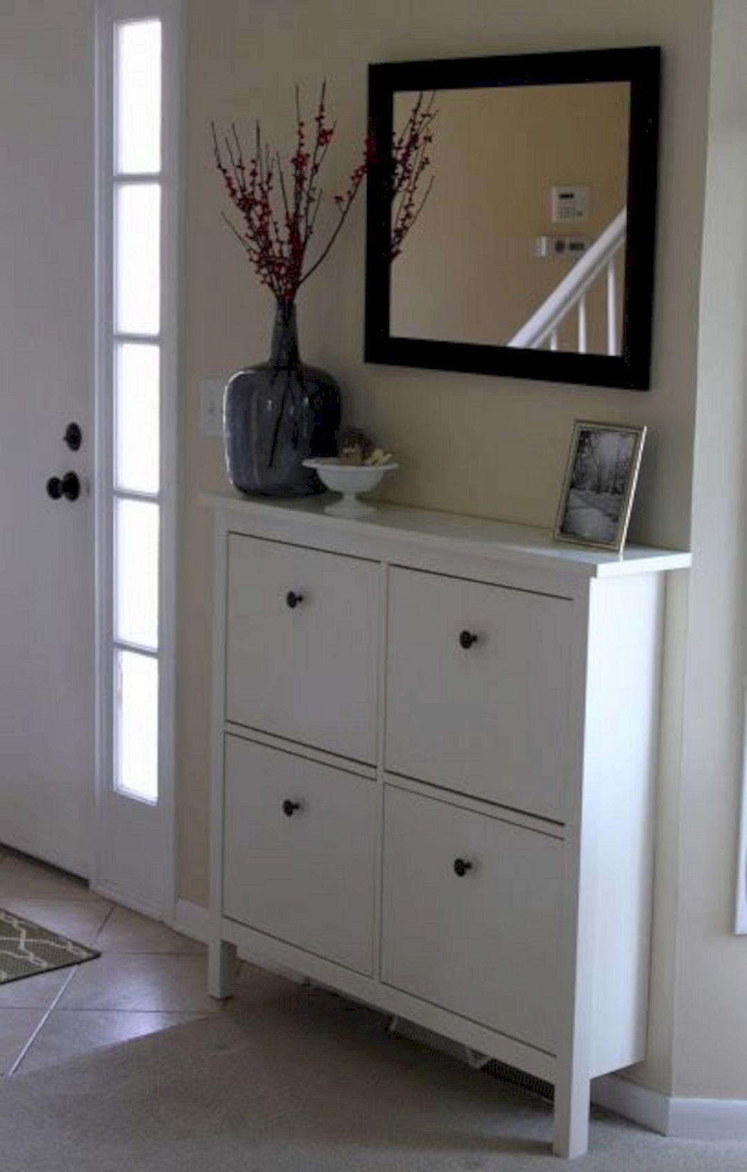 Astounding 35 Wonderful Small Entryway Cabinet Design Ideas Https Freshouz Com 35 Wonderful Small Entryway Cabinet Design Ideas Home Home Interior Decor