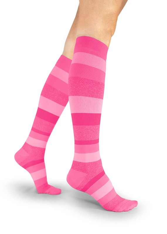 8360ea299f Sigvaris Microfiber Shades Women's 20-30 mmHg Closed Toe Knee Highs - 832C