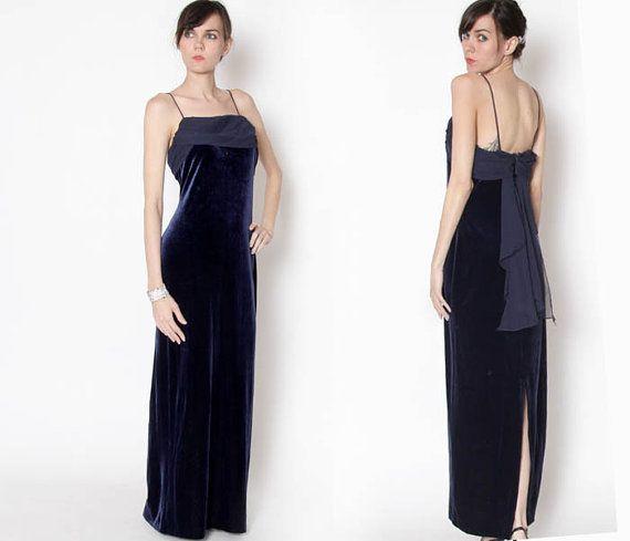navy 90s bridesmaid - Google Search | bridesmaid | Pinterest | Blue ...