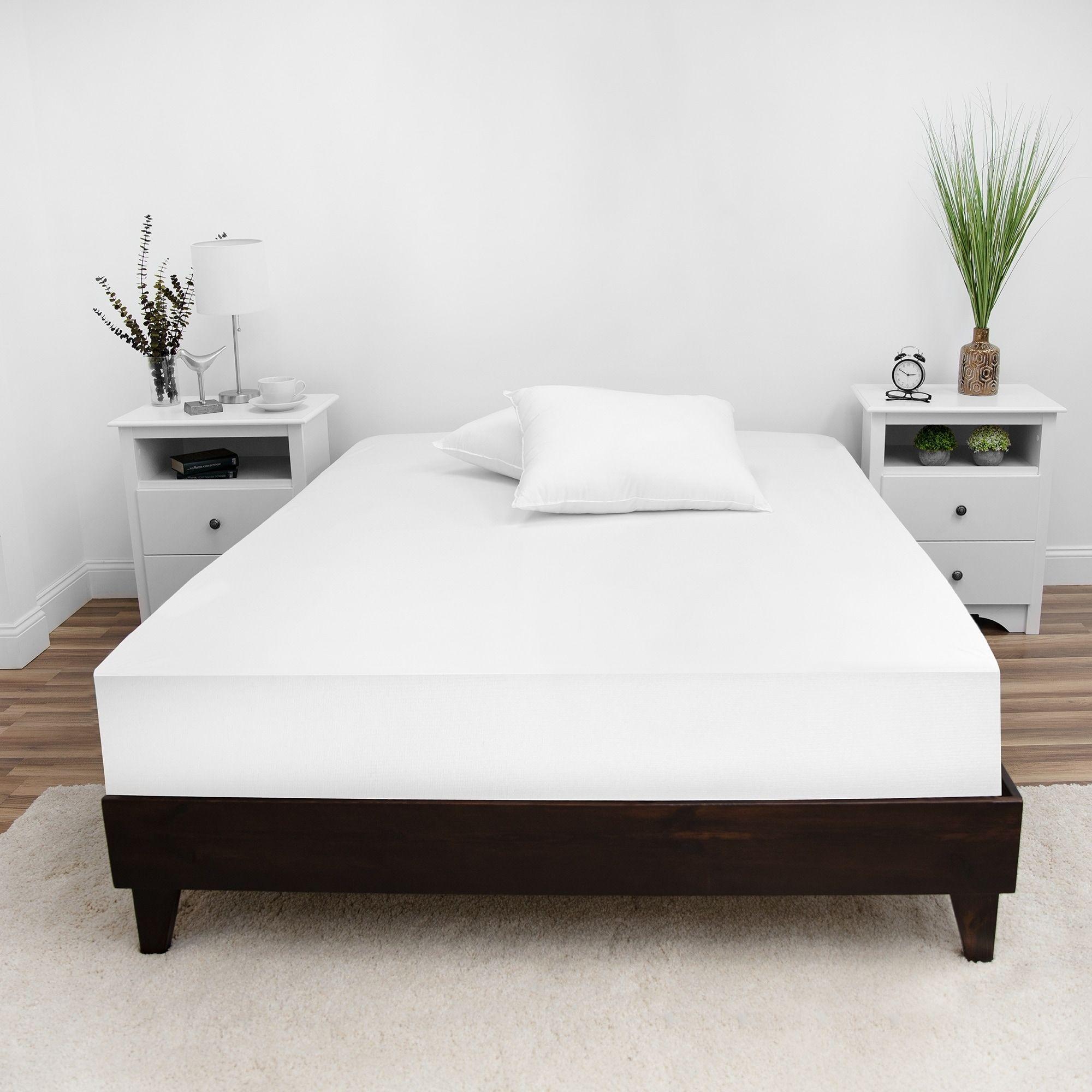 SwissLux Complete Mattress Encasement with Bed Bug