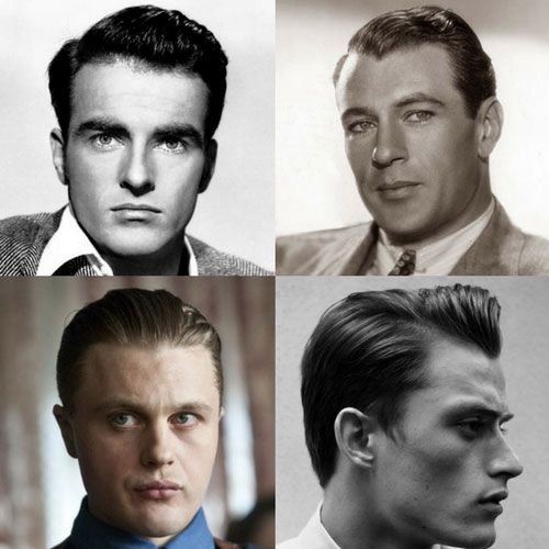 Vintage 1920s Hairstyles For Men Men S Hairstyles Haircuts 2020 Mens Hairstyles Mens Facial Hair Styles 1920s Mens Hair