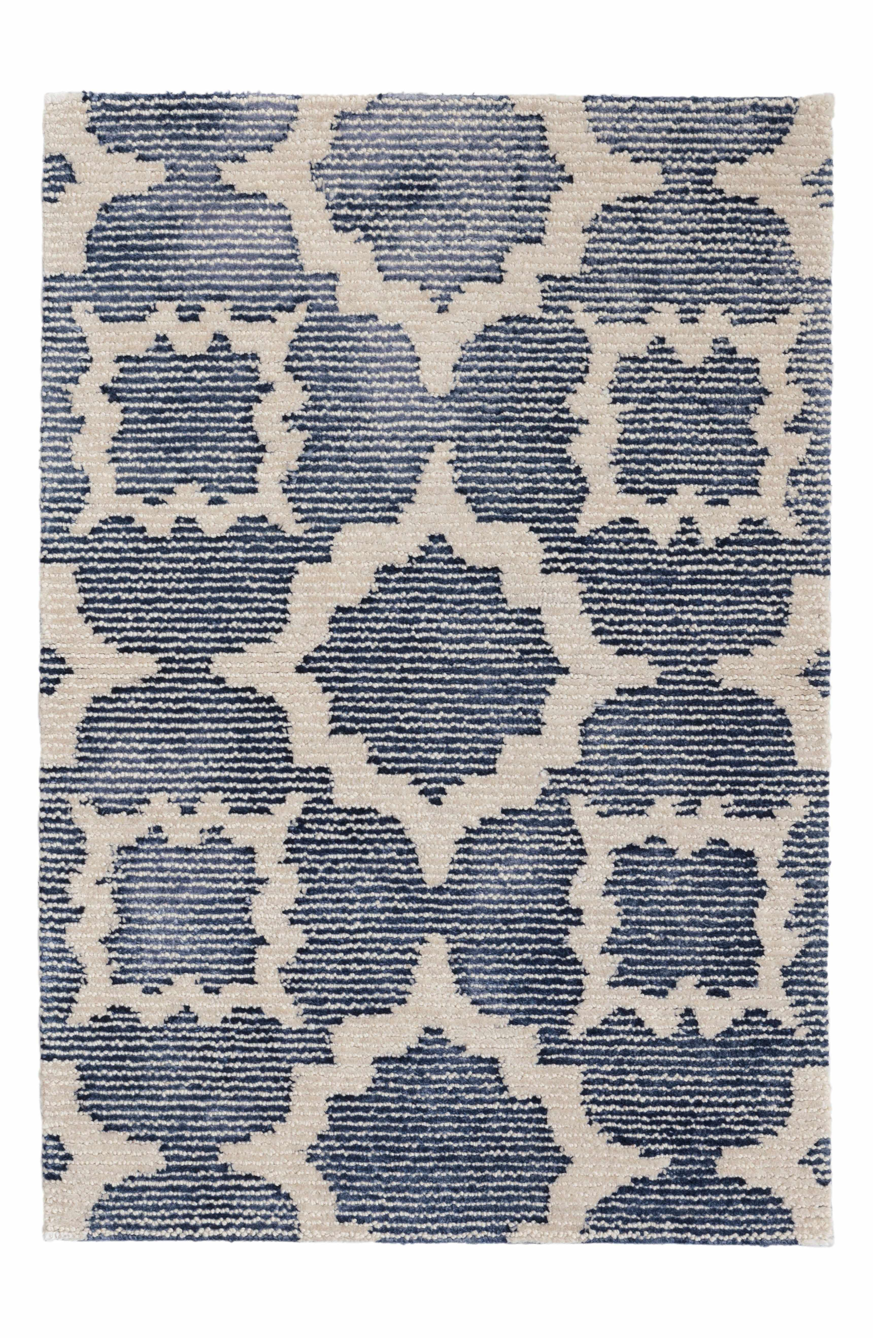 Main Image Dash Albert China Hand Knotted Wool Blend Rug