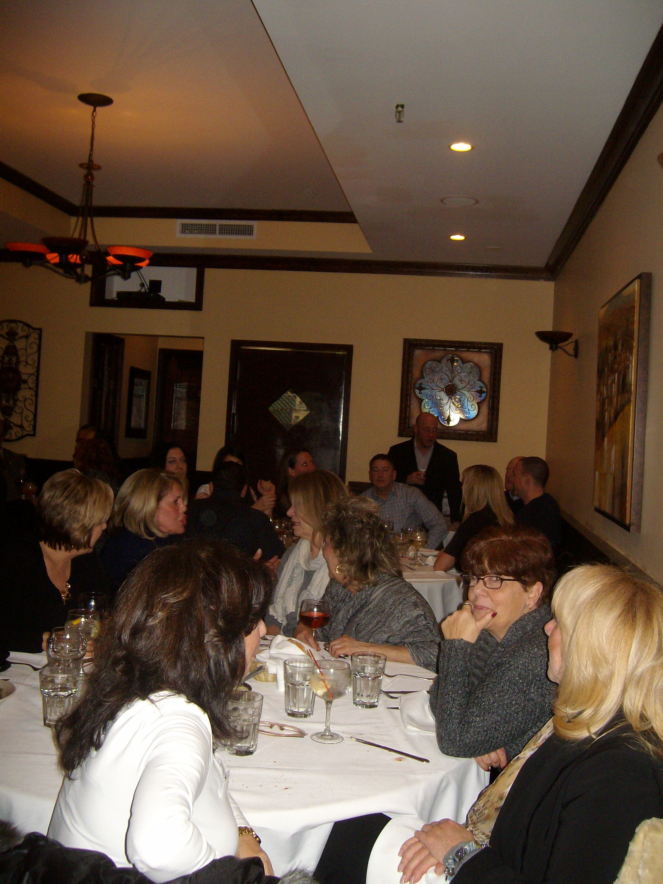 Spolini S Restaurant In Queens Ny Party Room Seats 90 For Showers Birthdays Communions Confirmations Graduations Corporate Meetings Etc