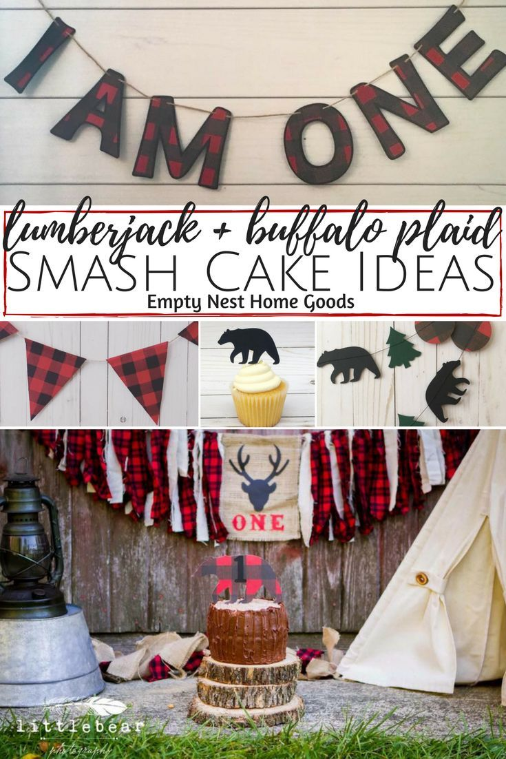 Flannel shirt birthday cake  Lumberjack u Buffalo Plaid Everything You Need for Your Woodsy