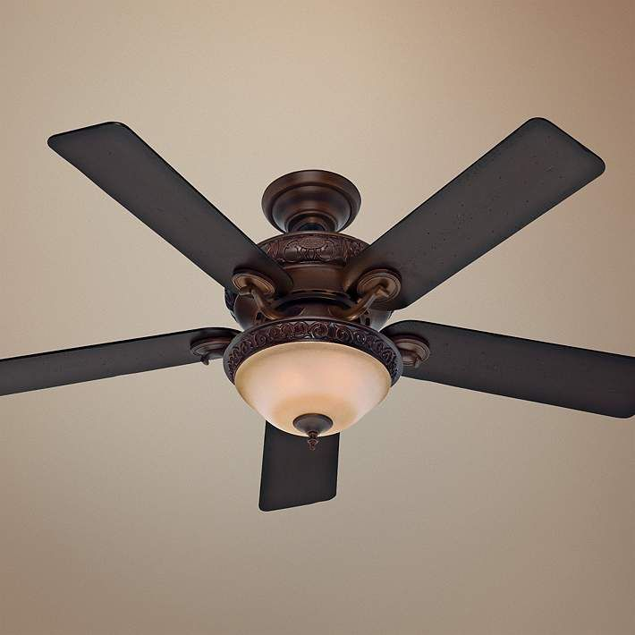 52 hunter vernazza brushed cocoa ceiling fan ceiling fans pinterest traditional ceiling fans classic comfort page 2 lamps plus aloadofball Choice Image
