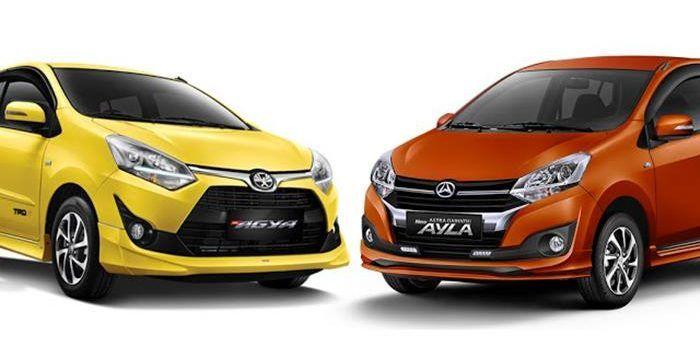 Beda Mobil Lcgc Toyota Agya Dan Daihatsu Ayla 2017 Mobil