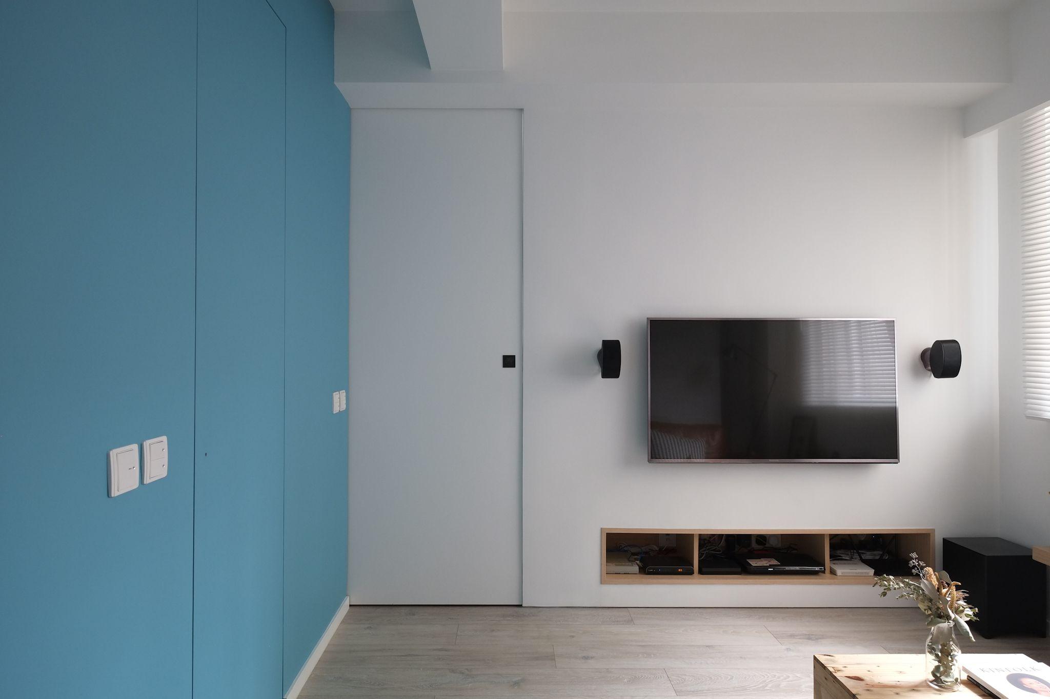 Apartment J&K, Hong Kong, 2015 by studioparti Tall