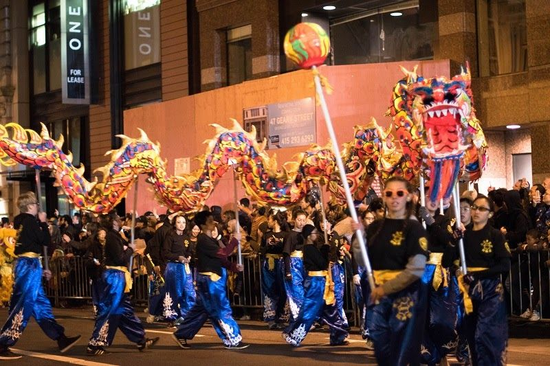 This Weekend Chinese New Year Celebrations By Schad