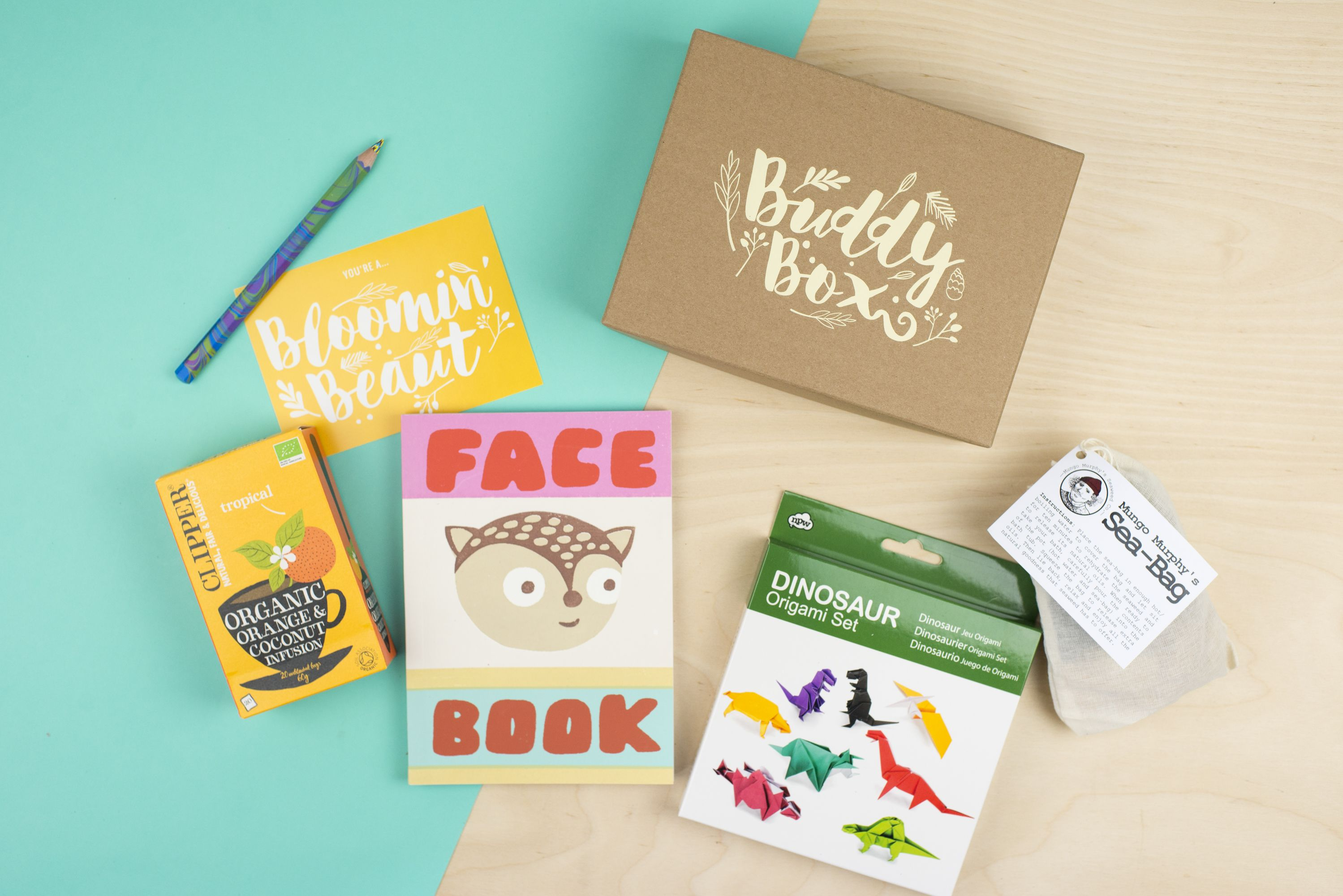 Buddy Boxes - the most wonderful, genius idea from The Blurt Foundation to help you support a loved one suffering with depression.