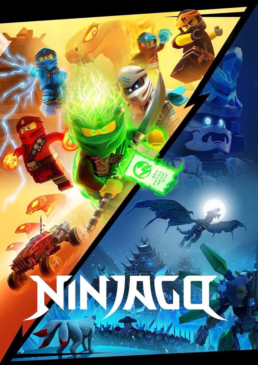 Ninjago Cartoon Network June 22 2019 Season 11 The Focus Ninja