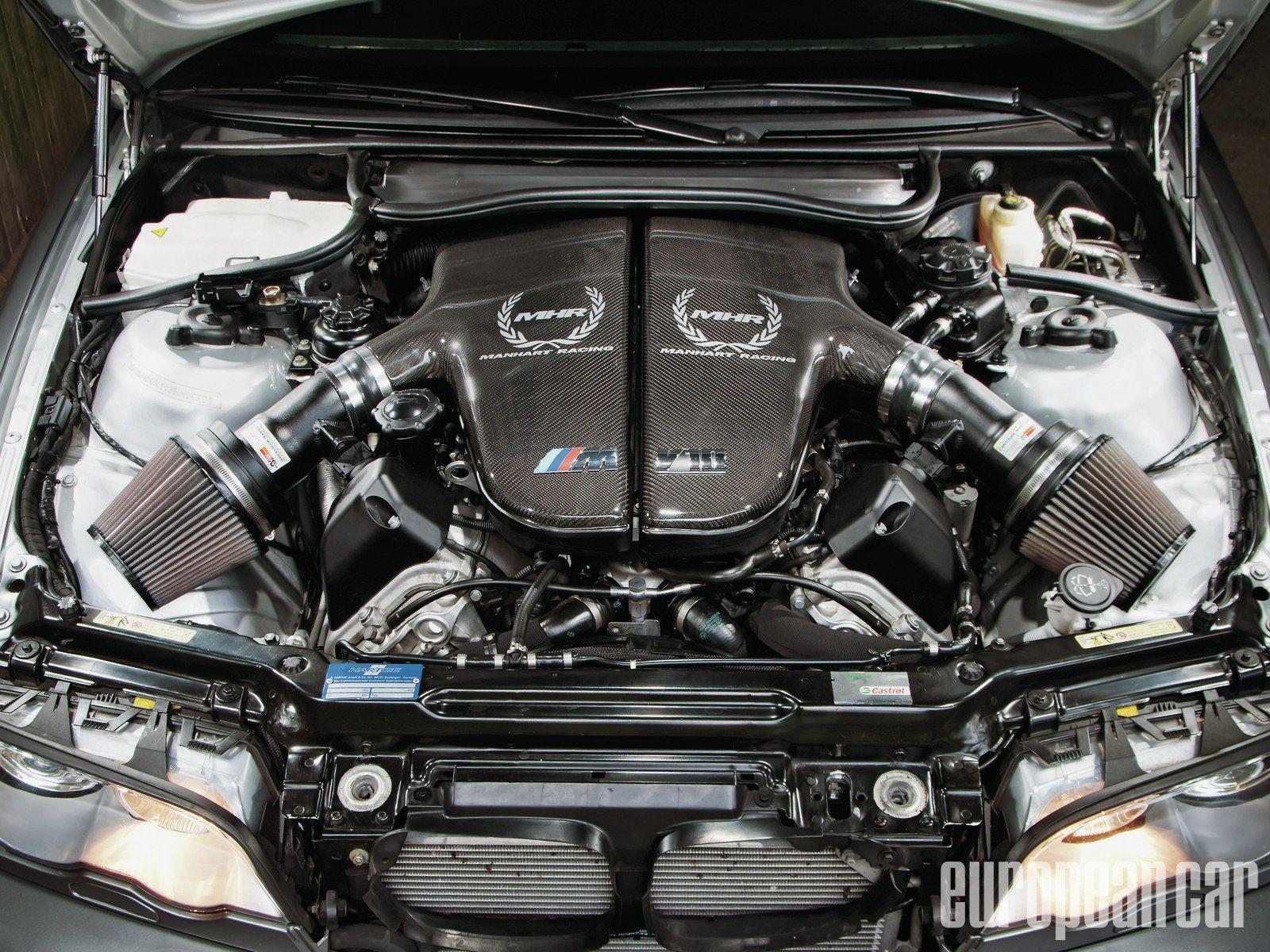 E46 M3 M5 V10 Swap