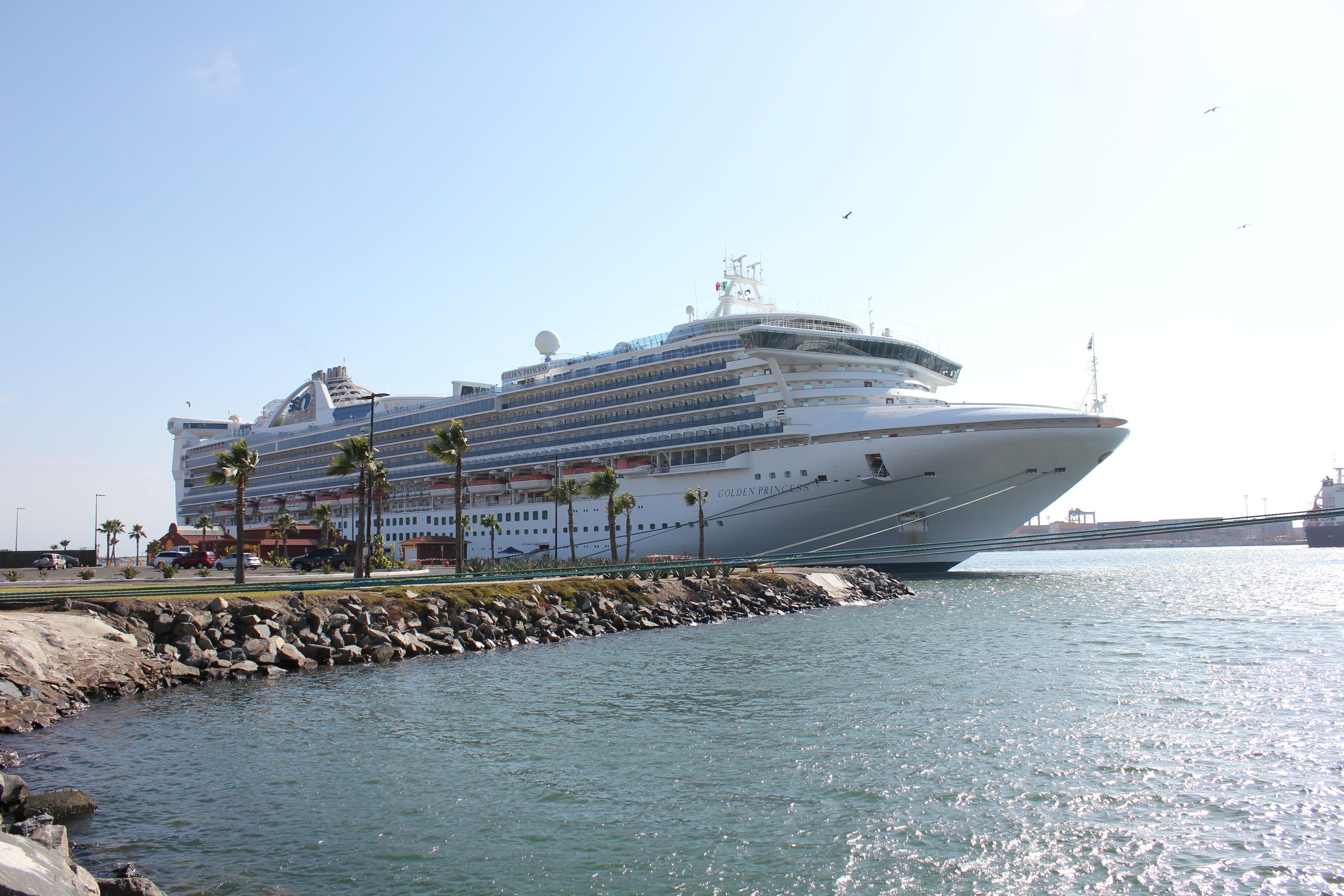 Princess cruise ensenada