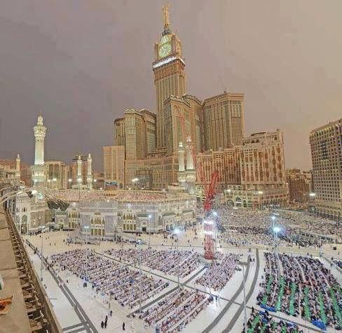Makkah مكة المكرمة Mecca Hotel Makkah Beautiful Mosques