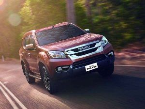 Isuzu Reduces Prices Of Mu X Suv And V Cross Pickup Truck