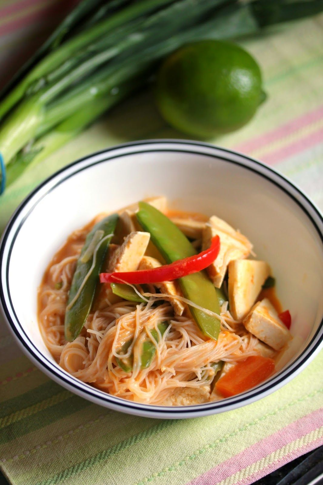 Noodle soup: tasty and satisfying 53