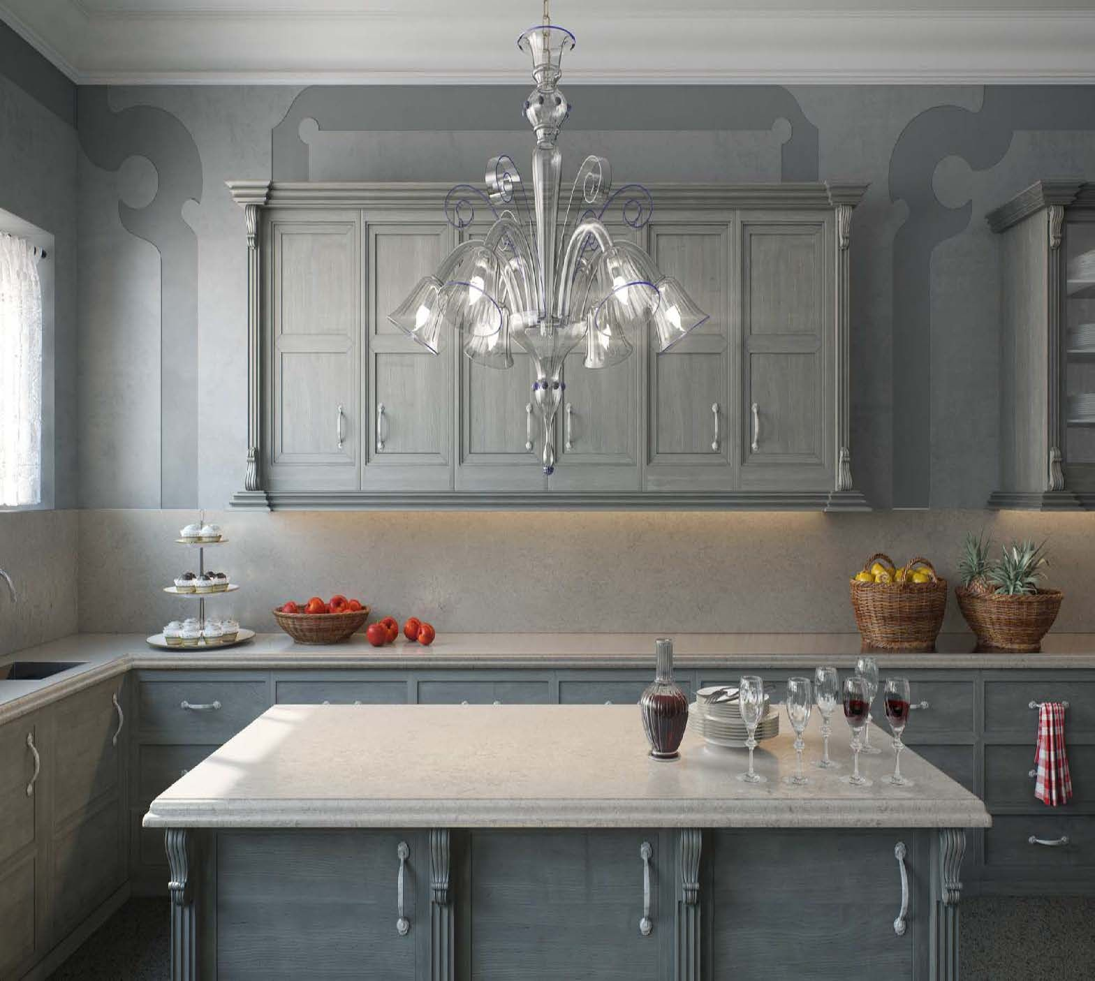 Eye For Design Grey Interiors Refined And Sophisticated: Caesarstone's Own Interpretation Of A