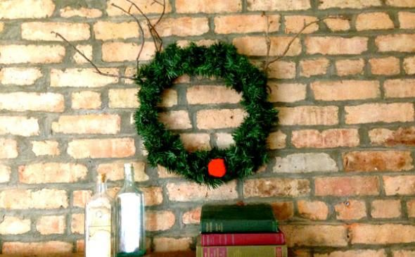 DIY Rudolph Christmas Wreath Christmas Pinterest Wreaths