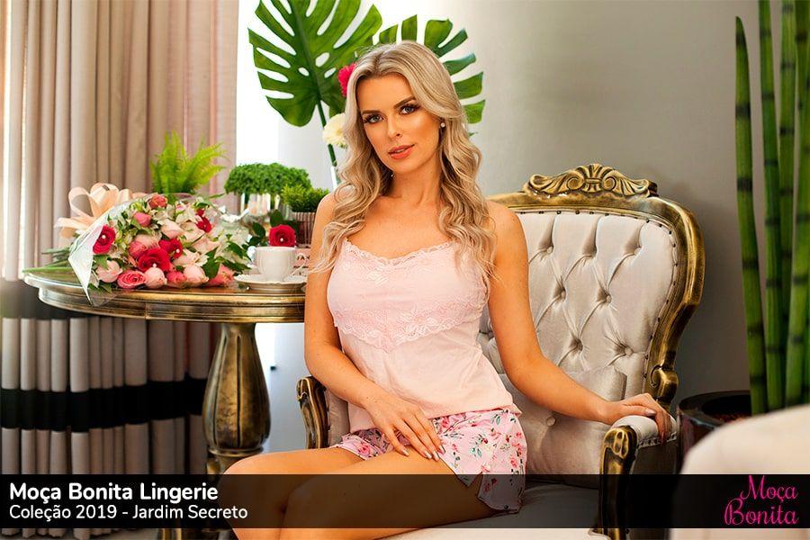 dca1e8d29 Moca Bonita Lingerie - Ilhota SC - Coleção 2019 - Jardim Secreto - 006
