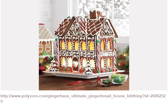 story gingerbread house with lighted window also houses rh pinterest