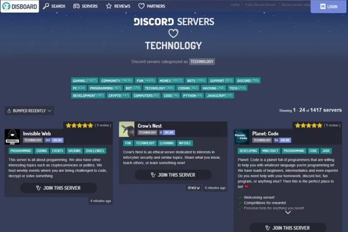 Guide to Find the Best servers on Discord Easily Best