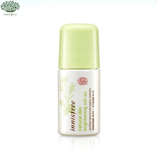 Innisfree Natural Deo Brightening Roll On 60ml Available Now At