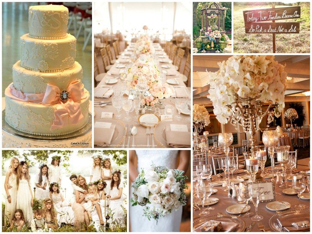 Wedding Table Decorations Reception Ideas Receptions Tables Blog Modern Vintage Weddings Irish October 1